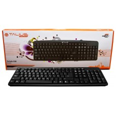 Talius teclado 825 black USB (Espera 5 dias)