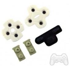 Rubber Mando PS3 (5 piezas) (Espera 2 dias)