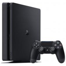 CONS. PS4 SLIM 500GB NEGRA