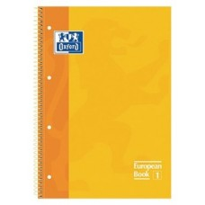 CUADERNO OXFORD A4+ AMARILLO