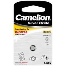 Boton Oxido plata SR57W 1.55V (1 pcs) Camelion (Espera 2 dias)