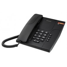 TELÉFONO C/CABLE TEMPORIS 180 NEGRO ALCATEL (Espera 4 dias)