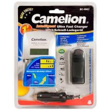 Cargador Rapido BC-0907 Camelion