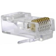 CONECTOR TELEVES RJ45 UTP CAT 6 MACHO