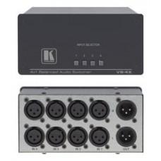 Kramer Electronics VS-4X interruptor de sonido (Espera 4 dias)