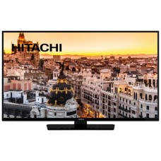 "TV HITACHI 24HE1000 24"" LED HD  NEGRO HDMI USB VGA MHOTEL"