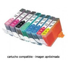 CARTUCHO COMPATIBLE CON CANON CLI-521 CIAN MP540-6