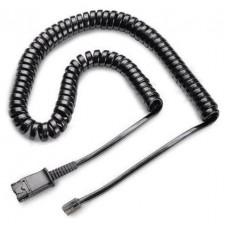 CABLE TELEFONO PROLONGADOR PLANTRONICS U10P (Espera 4 dias)