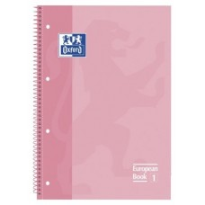 CUADERNO OXFORD A4+ ROSA CHICLE