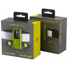 Energy Sistem MP3 Clip BT Sport Greenstone 16GB