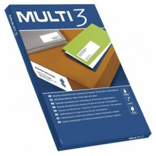 ETIQUETAS APLI MULTI3 105X37MM