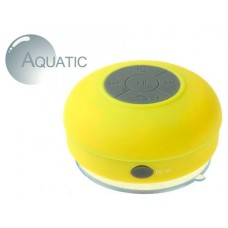 Reproductor Bluetooth Aquatic Amarillo