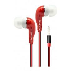 Auriculares MixSou High Quality Rojo Biwond