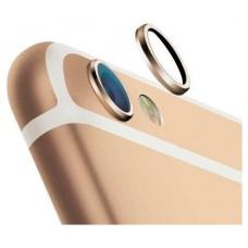 Anillo Protector Camara Iphone 6 Oro