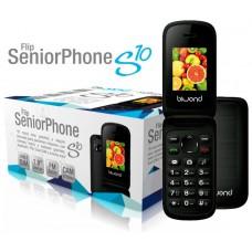 Biwond S10 Dual SIM SeniorPhone  Negro (Espera 2 dias)