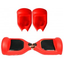 "Protector Universal Silicona Hoverboard 6.5"" Rojo"