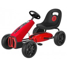 Kart Pedales Bolid Red Edition