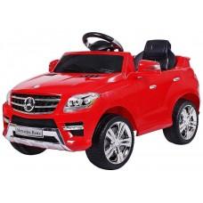 Coche Infantil Eléctrico Mercedes Benz ML350 (Licencia Oficial) Rojo (Espera 2 dias)