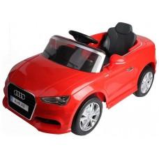 Coche Infantil Eléctrico Audi A3 Rojo (Espera 2 dias)