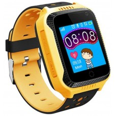 Reloj Security GPS Kids G900A Amarillo