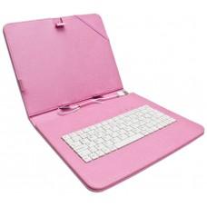 "Funda Tablet Teclado 9.7"" Rosa (Espera 2 dias)"