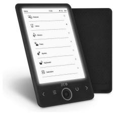 """E-BOOK SPC DICKENS LIGHT 5612 EREADER 6"""" 8GB (Espera 4 dias)"""
