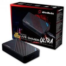 AVERMEDIA LIVE GAMER ULTRA 4K CAPTURADORA (61GC5530A0A2) (Espera 4 dias)