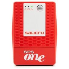 Salicru SPS 500 IEC – Sistema de Alimentación Ininterrumpida (SAI/UPS) de 500 VA Line-interactive (Tipo de tomas IEC) (Espera 4 dias)