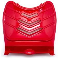 Rejilla Plástico Ronic Rojo