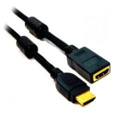 Cable HDMI Macho-Hembra 10m BIWOND