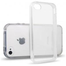 Funda Silicona Transparente Ultra Slim Iphone 4/4S