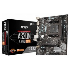 PLACA BASE MSI AM4 A320M A PRO MAX