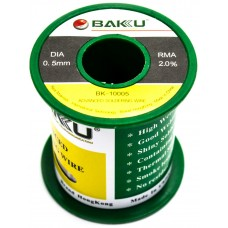 Estaño 0.5mm BAKU-10005 100G (Espera 2 dias)