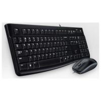 Logitech Desktop MK120, ES (Espera 4 dias)