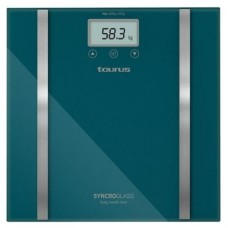 PAE BASCULA  TAURUS SYNCRO GLASS BODY FAT 990548000