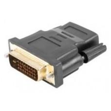 ADAPTADOR LANBERG HDMI HEMBRA/DVI-D MACHO 24+1 SINGLE LINK