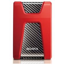 ADATA DashDrive Durable HD650 disco duro externo 1000 GB Rojo (Espera 4 dias)