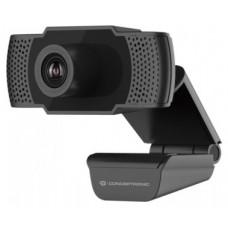 Conceptronic - Webcam FHD AMDIS - 1080P - USB 3.6MM -