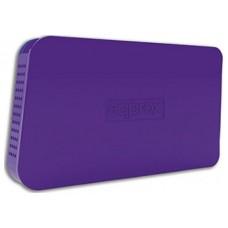 approx! appHDD05P Caja Ext.2.5 USB 2.0 Púrpura