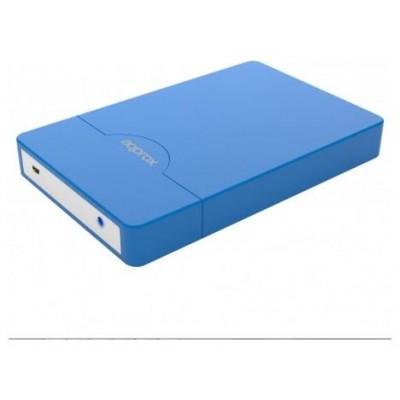 CAJA EXTERNA APPROX USB 3.0 2,5 PARA DISCOS SATA