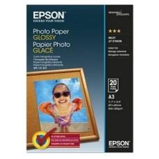 PAPEL EPSON FOTOGRAFICO GLOSSY  A3 20 HOJA 200GR