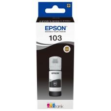Epson Botella Tinta Ecotank 103 Negro 70ml