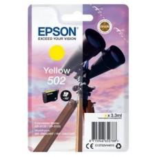 CARTUCHO EPSON YELLOW 502 (Espera 4 dias)