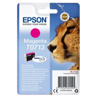 CARTUCHO EPSON STYLUS D78-DX4000-4050-5000 MAGENTA
