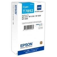 EPSON Cartucho Cian XXL 4000 paginas WorkForce Pro