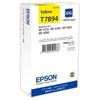 EPSON Cartucho Amarillo XXL 4000 paginas WorkForce Pro