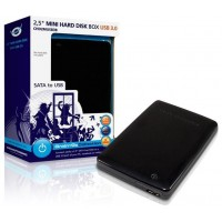 CAJA EXTERNA CONCEPTRONIC HD 2« USB 3.0 SATA