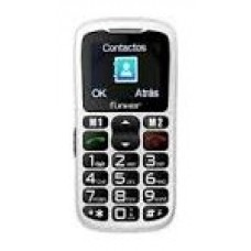 TELEFONO SENIOR FUNKER C50WH P1.8 BLUETOOTH EASY