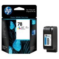 HP CARTUCHO TRICOLOR Nº78 19ML 450 PAG.