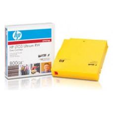 HP CARTUCHO DE DATOS LTO ULTRIUM 3 400/800GB